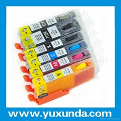 refillable ink cartridge for Canon PGI250/CLI251 for IP7220,MG5420,MG6320,MX722 (Hot Product - 1*)