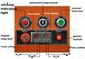60*80cm YXD-A8 air operated single station heat press machine  10