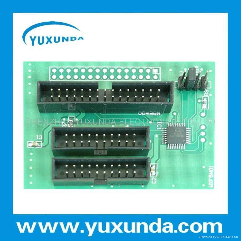 YXD HP5000/5500/1050智能電子卡 1