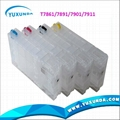 Hot-sale Refill ink cartridge T786 (T7861-T7864) for WF 4630/4640