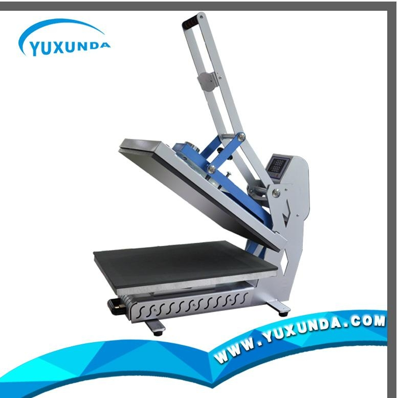 CE Certificate Semi-auto Magnetic High Pressure Heat Press Machine 6