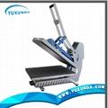 CE Certificate Semi-auto Magnetic High Pressure Heat Press Machine 4