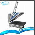 CE Certificate Semi-auto Magnetic High Pressure Heat Press Machine 8