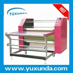 Platen sublimation transfers machine A