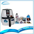 2015 New mini 3d sublimation vacuum heat press machine for mug printing
