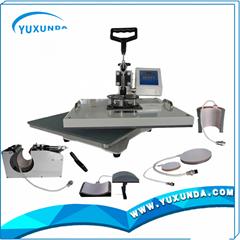 5合1多功能熱轉印機 (熱門產品 - 1*)