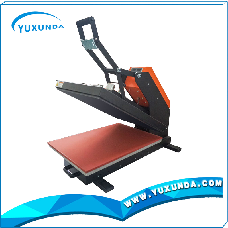 YXD-G7AS automatic open & slide-out rails digital high pressure machine