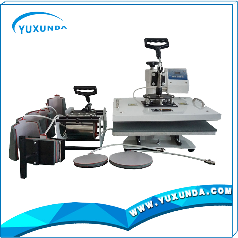 Developed Mini 8 in 1 combo machine with CE be on sale