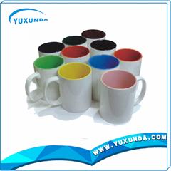 Color inside Mug
