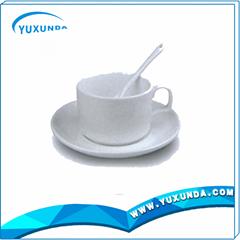 coffee mug for heat transfer