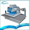 双工位豪华气动平烫机YXD-ZZS404/405 6