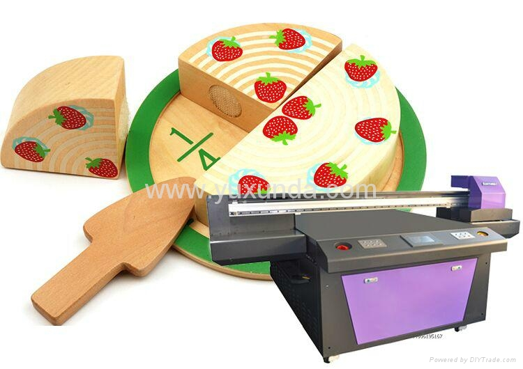 60cm*90cm digital textile printing machine uv printer 8