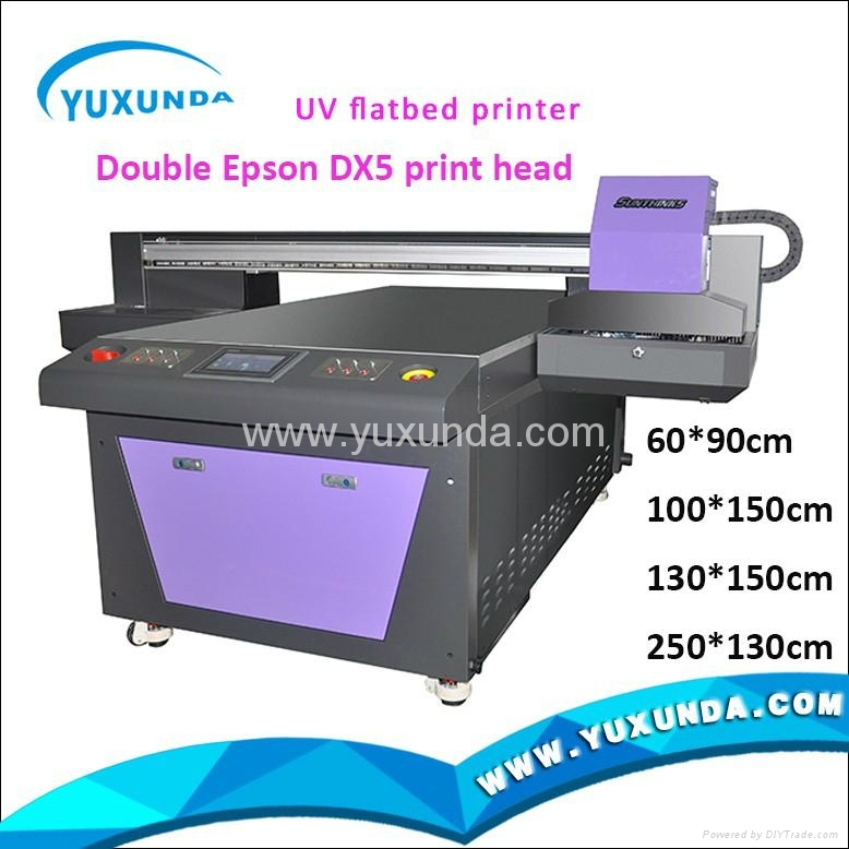 60cm*90cm digital textile printing machine uv printer 3