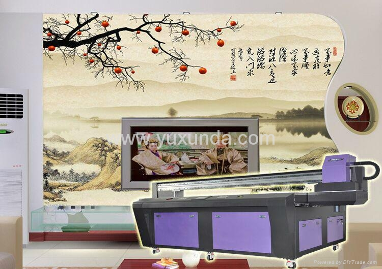 60cm*90cm digital textile printing machine uv printer 12
