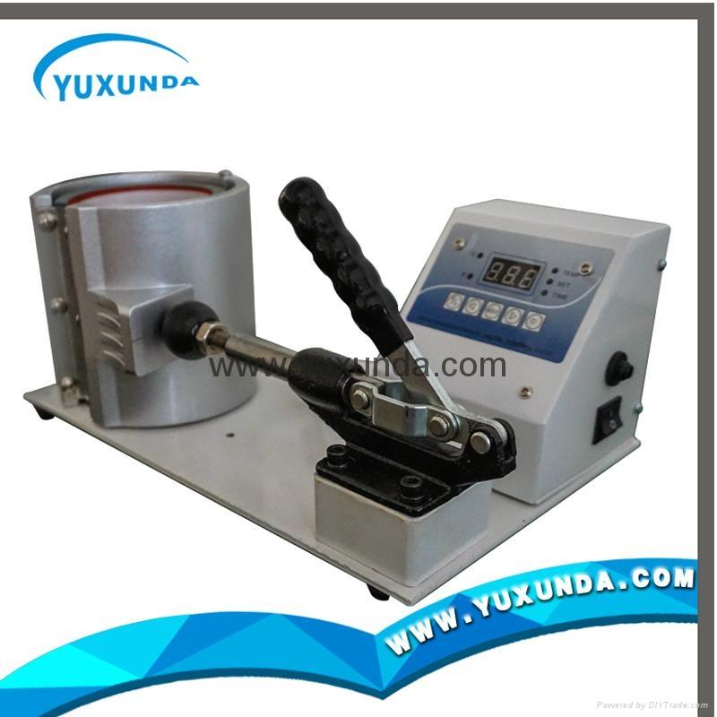 Horizontal Digital Mug heat press machine 6