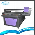 2016 newest DX5 two printer heads uv flatbed printer 11