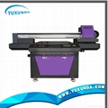 2016 newest DX5 two printer heads uv flatbed printer 13