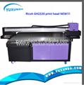 6pcs gh2220 printhead digital inkjet uv