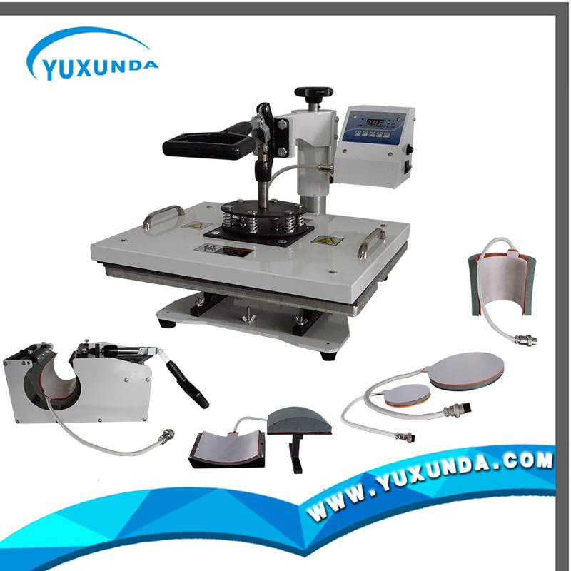 5 in 1 multifunctional transfer Machine 5
