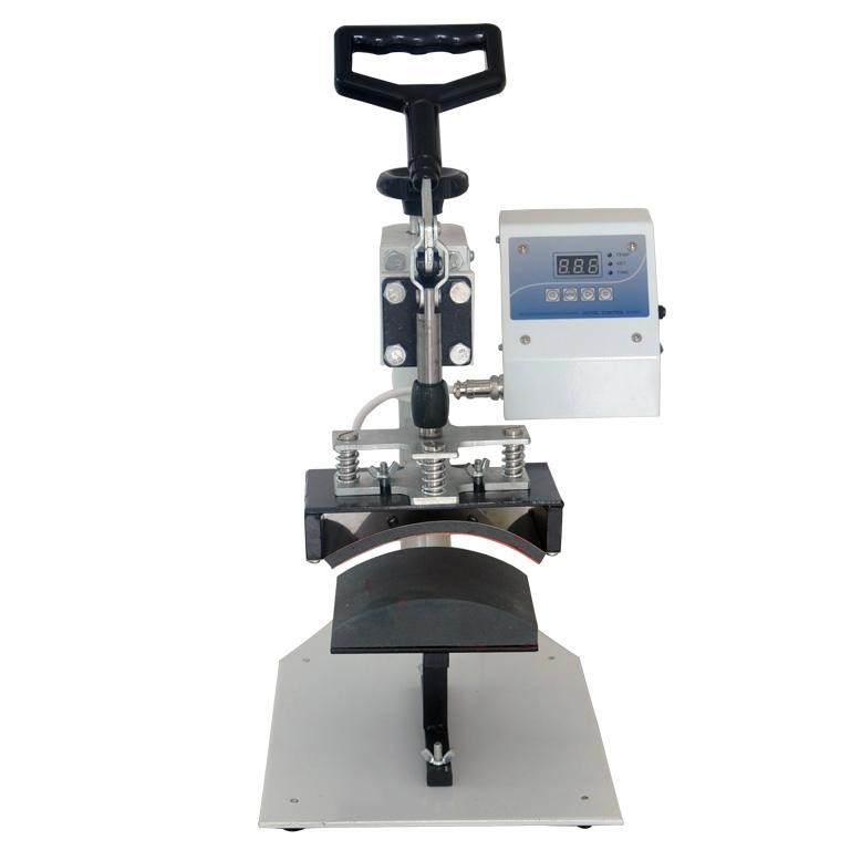 Digital cap heat press machine 5