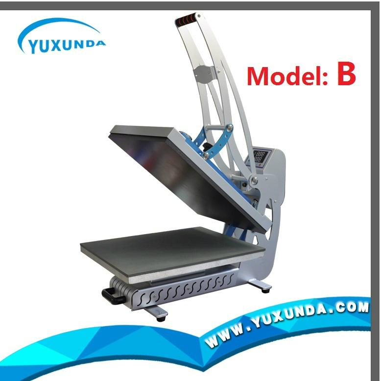 40 50cm 50 60cm large size t shirt printing machine for T shirt printing machine suppliers