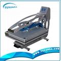 High pressure auto open t-shirt sublimation heat transfer machine for sale 13