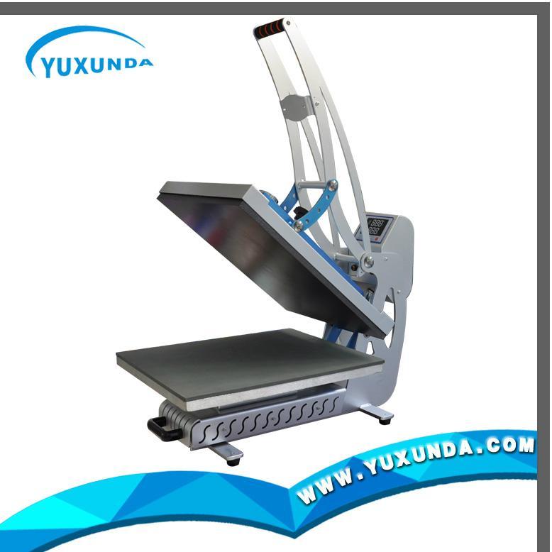 CE Certificate Semi-auto Magnetic High Pressure Heat Press Machine 7