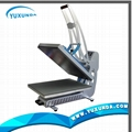 CE Certificate Semi-auto Magnetic High Pressure Heat Press Machine 9