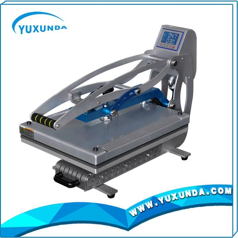 CE Certificate Semi-auto Magnetic High Pressure Heat Press Machine 8