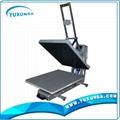 CE Certificate Semi-auto Magnetic High Pressure Heat Press Machine 11