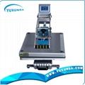 CE Certificate Semi-auto Magnetic High Pressure Heat Press Machine 12