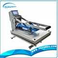 CE Certificate Semi-auto Magnetic High Pressure Heat Press Machine 14