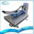 CE Certificate Semi-auto Magnetic High Pressure Heat Press Machine 15
