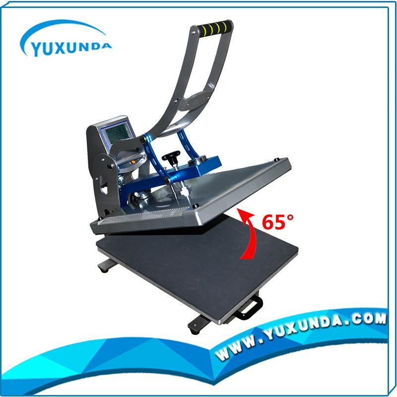 CE Certificate Semi-auto Magnetic High Pressure Heat Press Machine 18