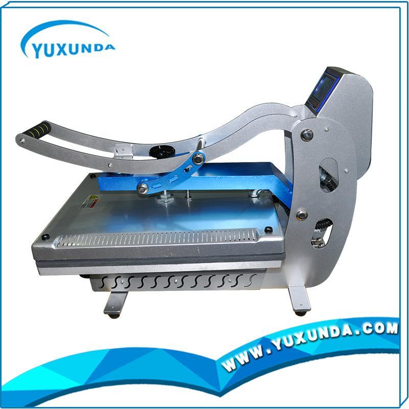 CE Certificate Semi-auto Magnetic High Pressure Heat Press Machine 16