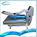 CE Certificate Semi-auto Magnetic High Pressure Heat Press Machine 19