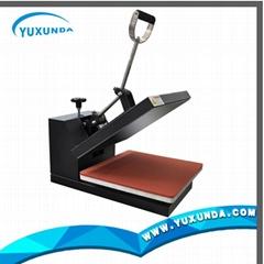 38*38cm plain t-shirt sublimation fabric printer