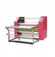 Platen sublimation transfers machine A