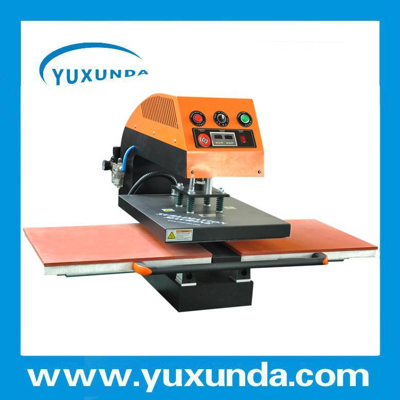 A8 Pneumatic heat transfer machine 18
