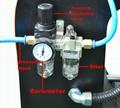 A8气动单工位烫画机 11
