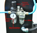 A8 Pneumatic heat transfer machine 11