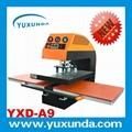 A8 Pneumatic heat transfer machine 3
