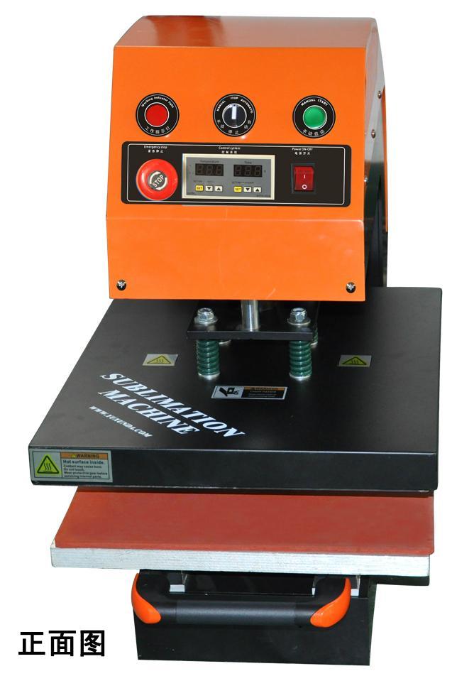 A8氣動單工位燙畫機 12