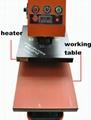 A9氣動雙工位燙畫機 7