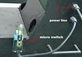 A9气动双工位烫画机 9