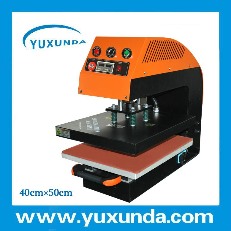 Air-operation automatic sublimation tablet press machine 19