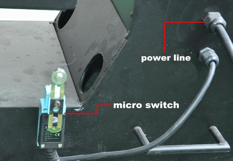 60*80cm YXD-A8 air operated single station heat press machine  12