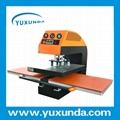 60*80cm YXD-A8 air operated single station heat press machine  16