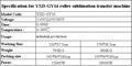 60*80cm YXD-A8 air operated single station heat press machine  7