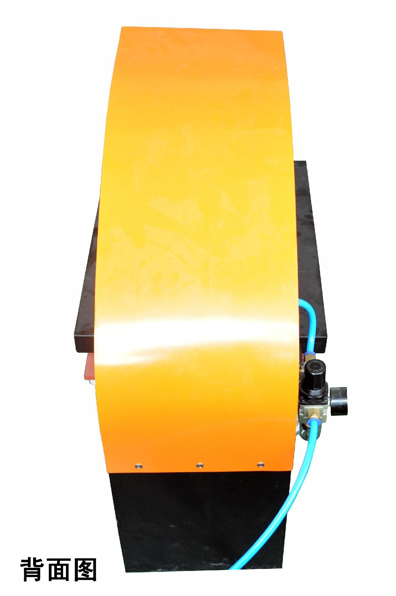 60*80cm YXD-A8 air operated single station heat press machine  11